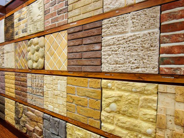 Фасадная плитка в Люберцах