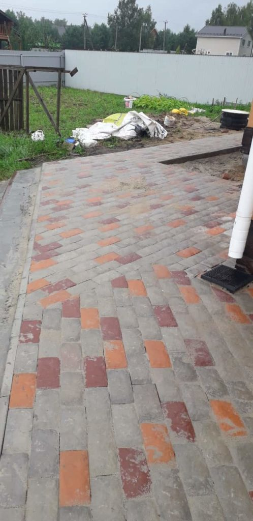 тротуарная плитка в люберцы
